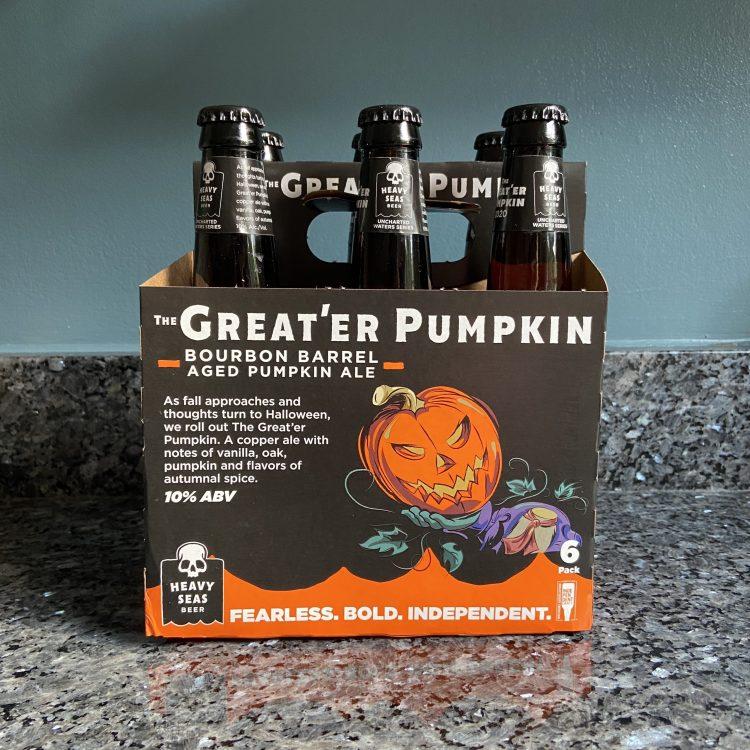 Great'er Pumpkin Beer