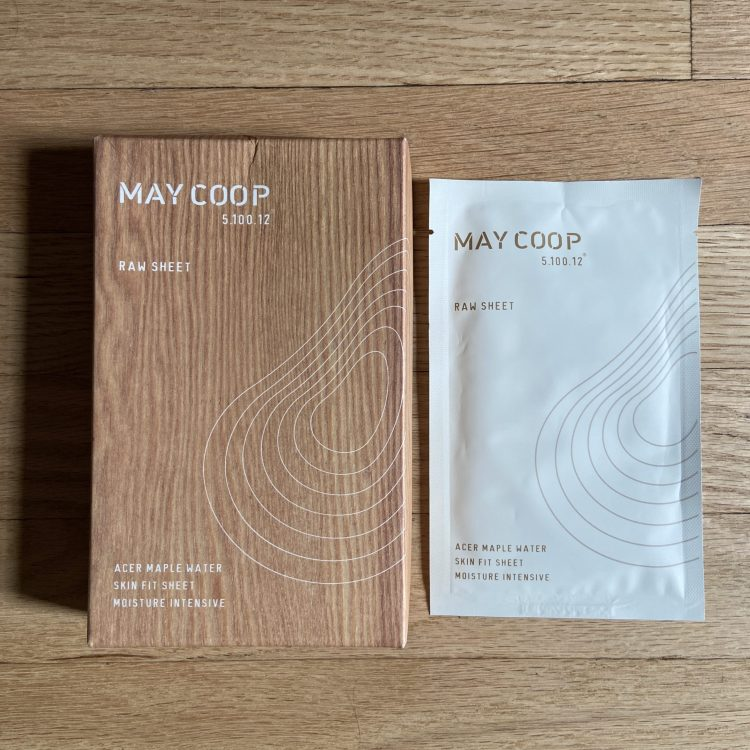 May Coop Raw Sheet