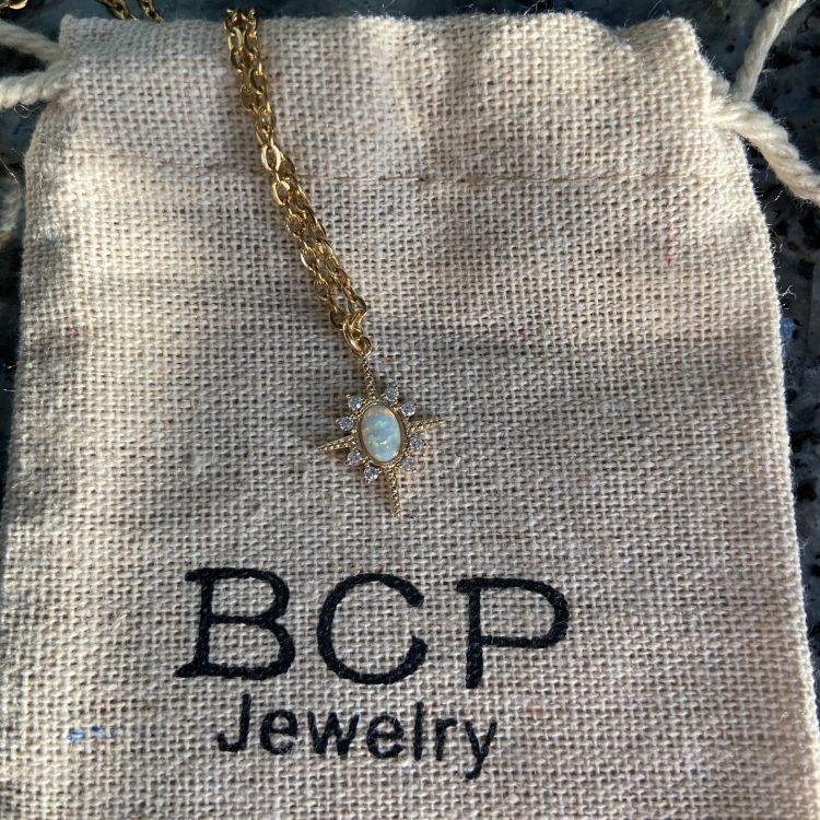 Starburst necklace BCP Jewelry