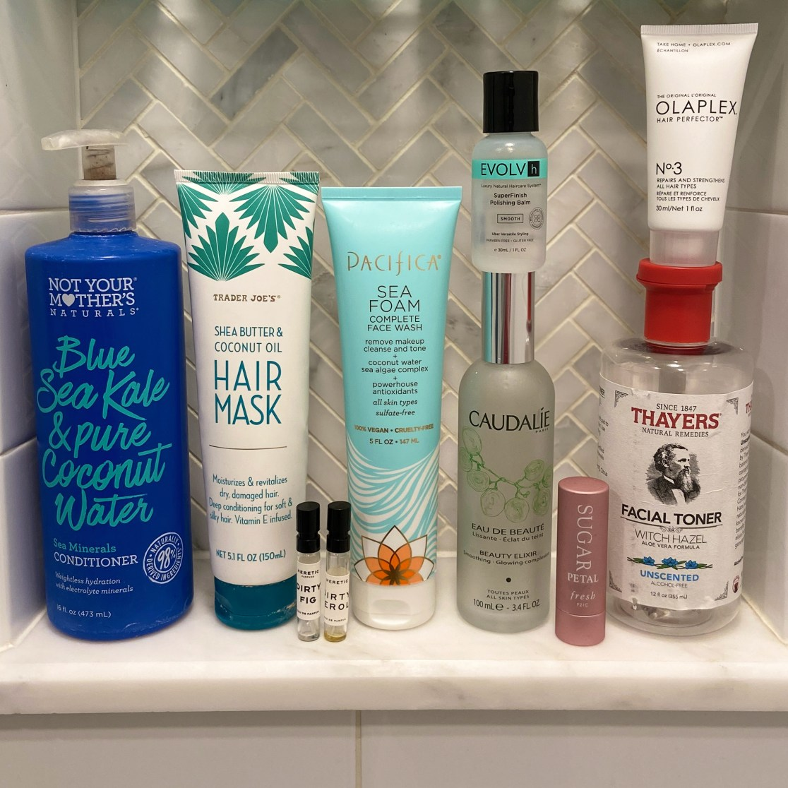 February beauty empties