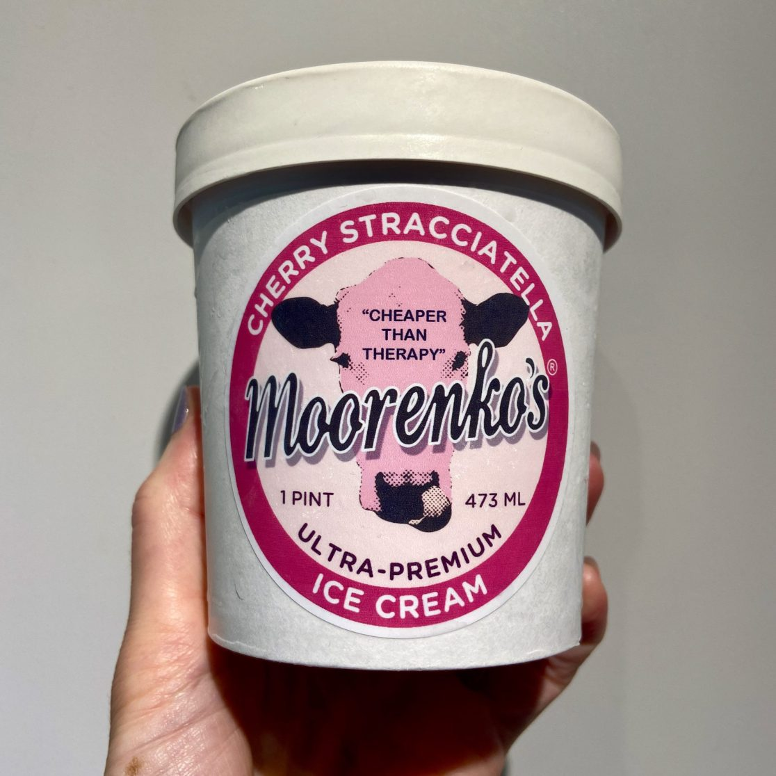 Moorenko's Cherry Straciatella
