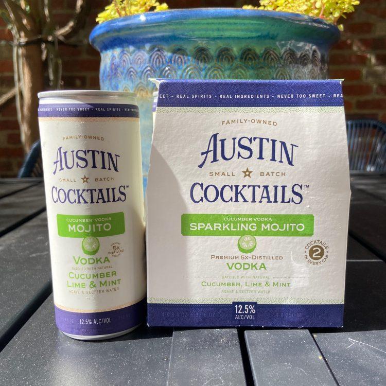 Austin Cocktails Mojito