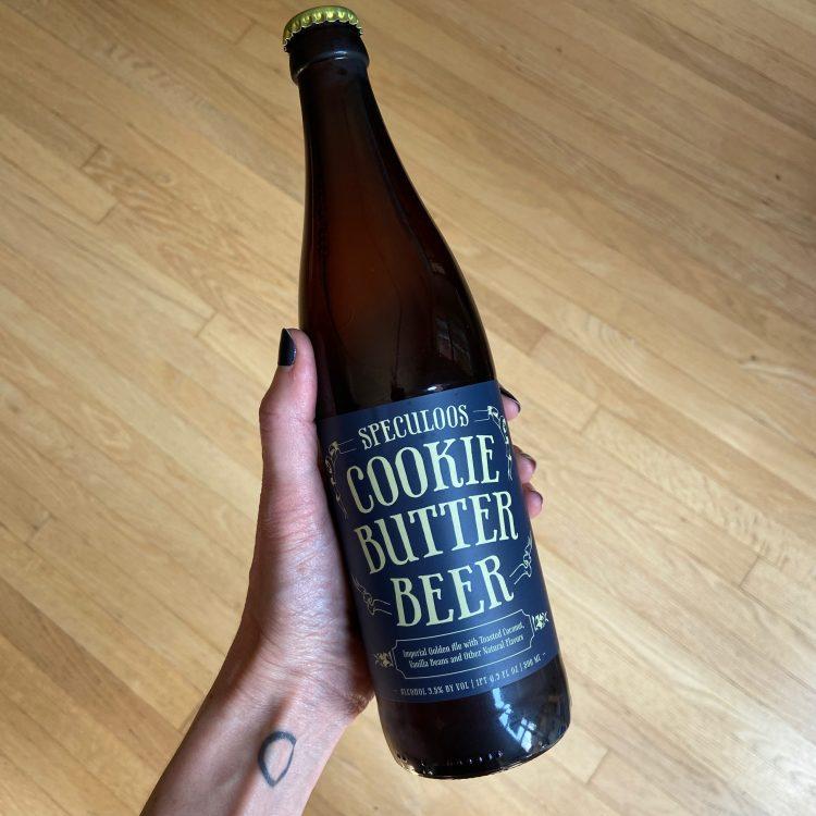 Trader Joe's Cookie Butter Beer