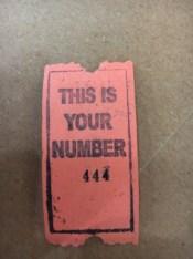 Queue Number