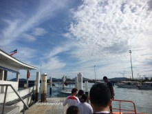 At the Jetty