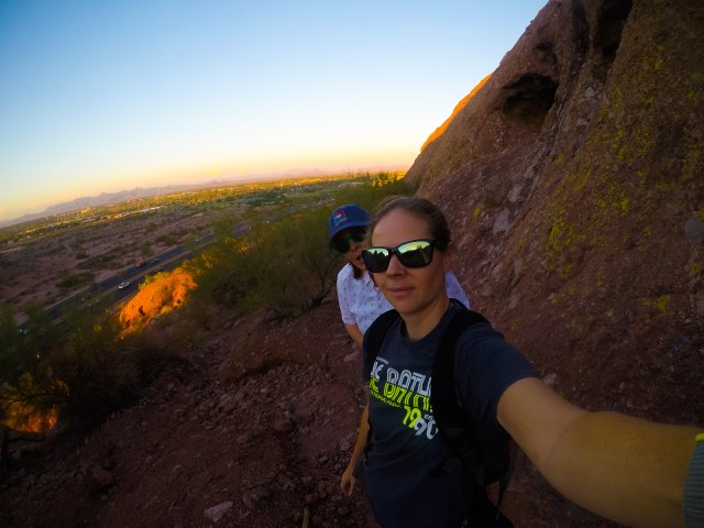 Phoenix has Papago Park