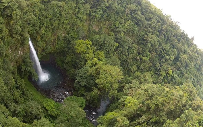 La Fortuna Waterfall Hike, Costa Rica