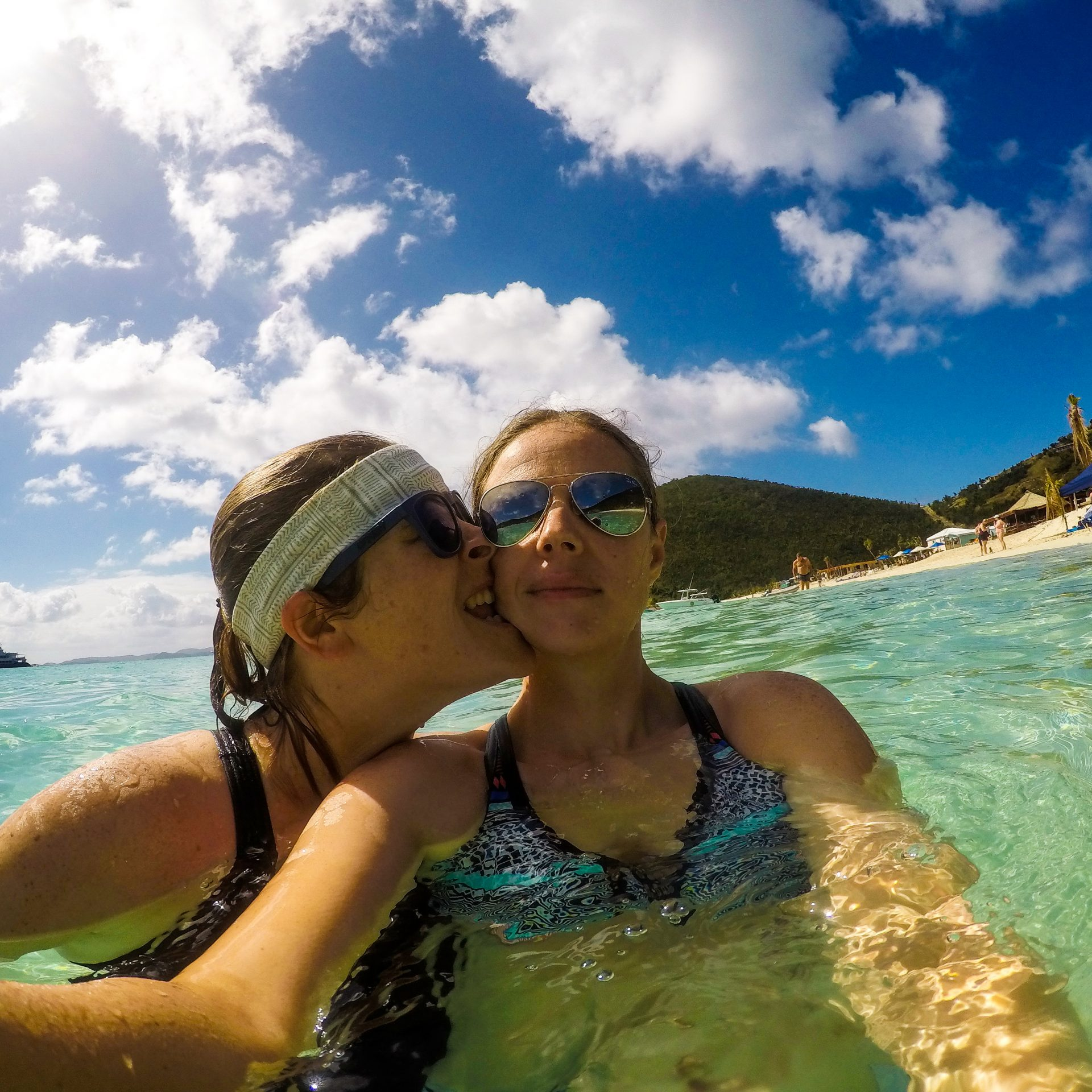 Kissing-At-Jost-Van-Dyke