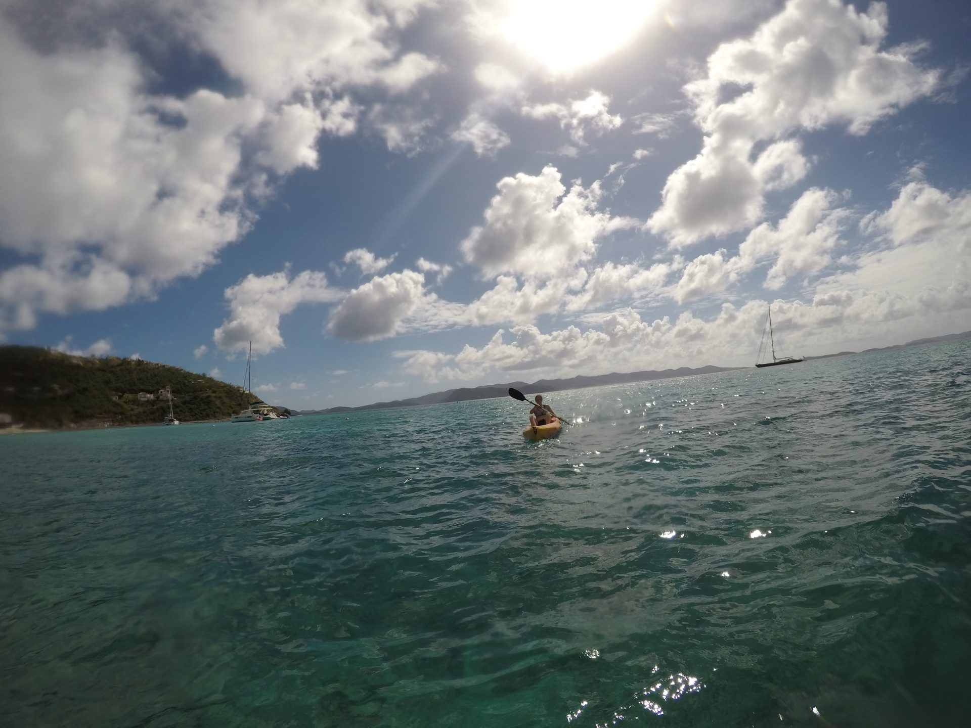 KAYAKING-IN-BVI