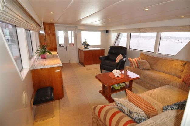 An HGTV Showdown on M/V Angelique, Before and After Results…#25