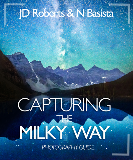 Capturing the Milky Way Ebook Cover