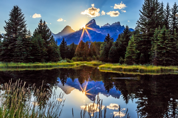 Grand Tetons National Park Wyoming