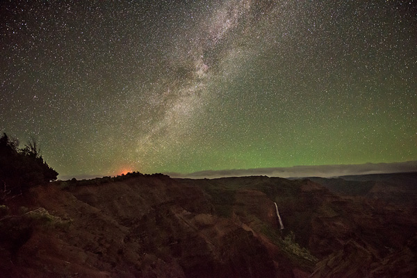 Waimea Milky Way