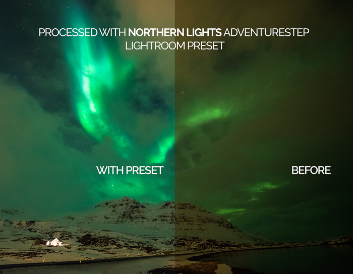 Northern Lights Adventurestep Preset