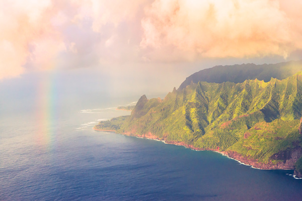 Kauai Coast Rainbow