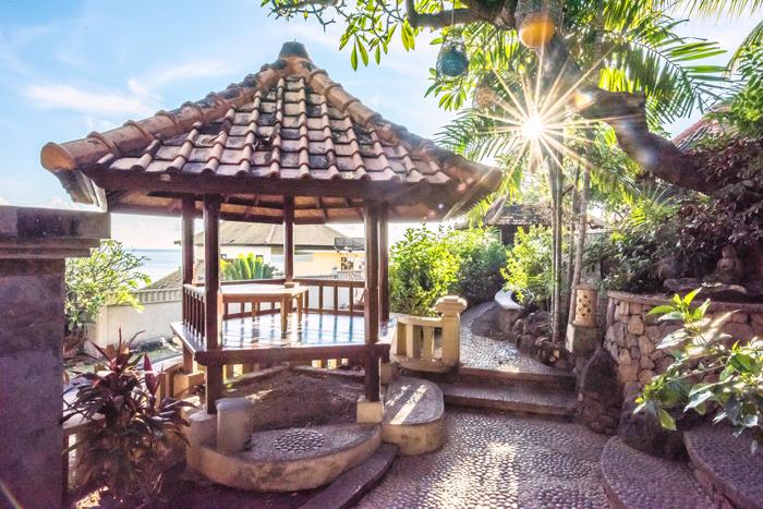 Meditation Hut Blue Moon Villas