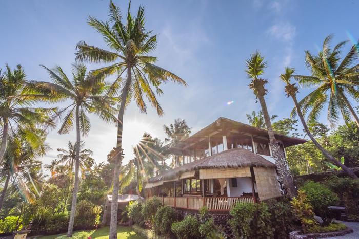 Daytime Seabreeze Villa
