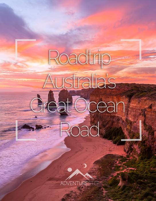 Australia Roadtrip Great Ocean Road