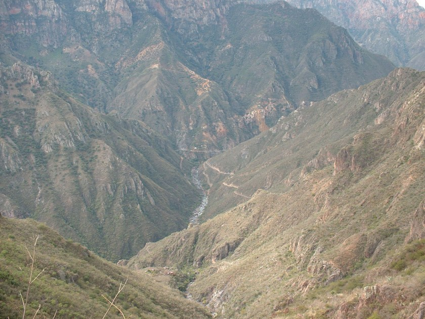 La Bufa Switchbacks