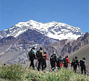 Climb Aconcagua on the Normal Route