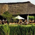 Karen Blixen Camp - Gardens and Main Lodge