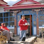 Mende Lodge - Tea
