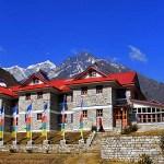 Tashinga Lodge - Outside