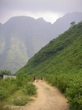 Vietnam touring