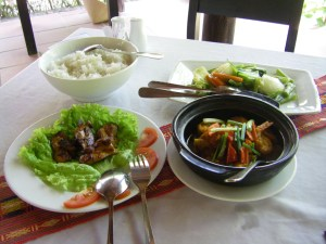 Great food is a highlight of travel in Vietnam