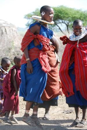Visit a Maasai Village
