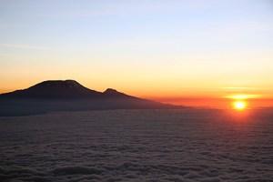 Climb Mt. Meru in Arusha National Park