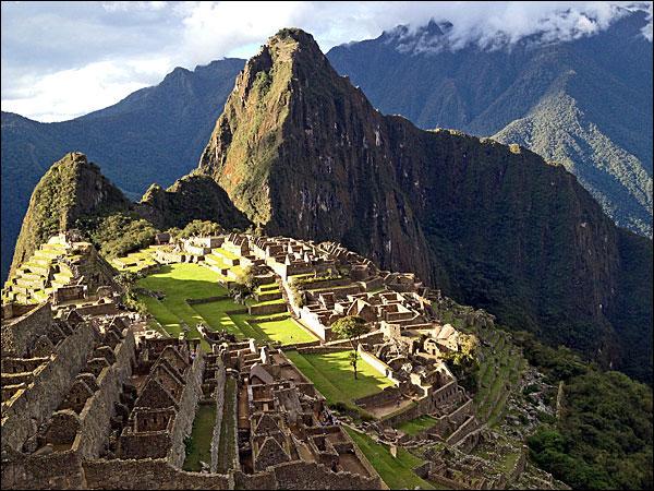 Travel to Machu Picchu Peru