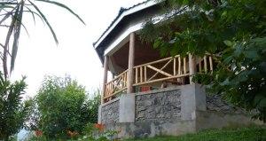 Bwindi Jungle Lodge - Outside