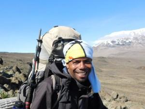 Rashid - having a good guide on Kilimanjaro is a must