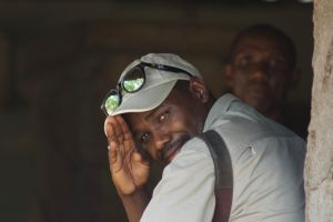 Rama, one of our top Tanzania safari guides