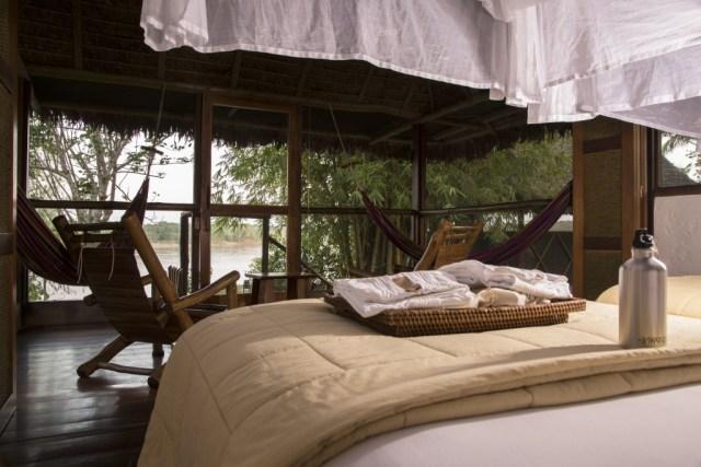 Cabana at Reserva Amazonica