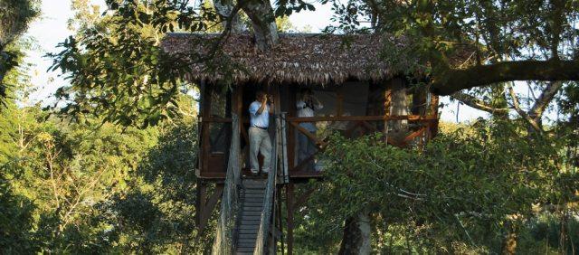 Reserva Amazonica Treehouse