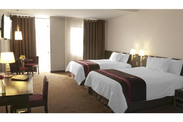 Lima boutique hotel