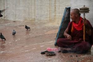 Visit Buddhist culture in Nepal