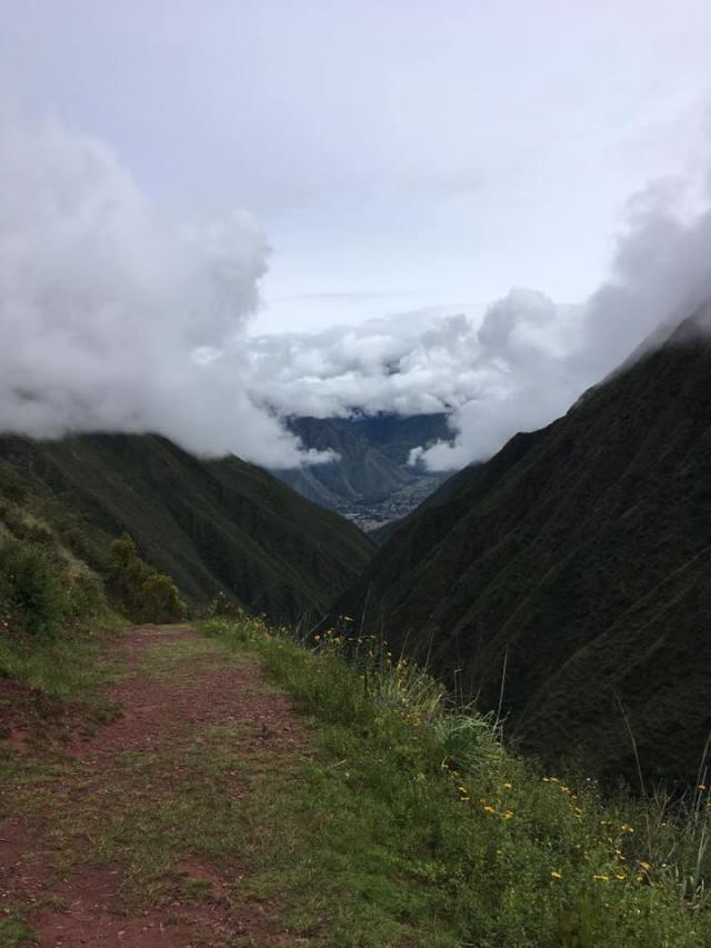Chinchero to Urquillos