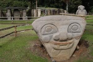 San Agustin Archeological Park Colombia