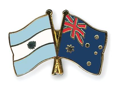 argentina and australia