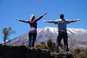 Climb Mt. Kili 6-day Rongai Route