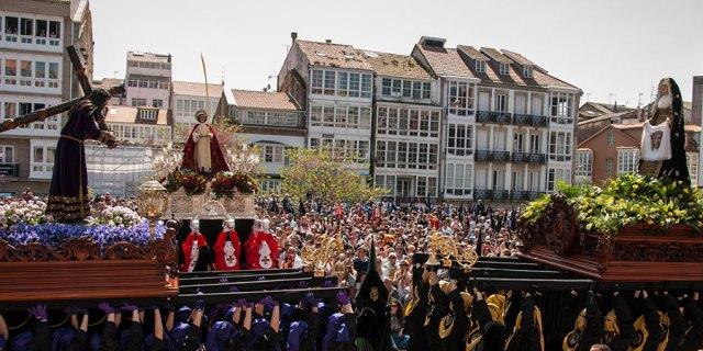 Festivals Camino de Santiago