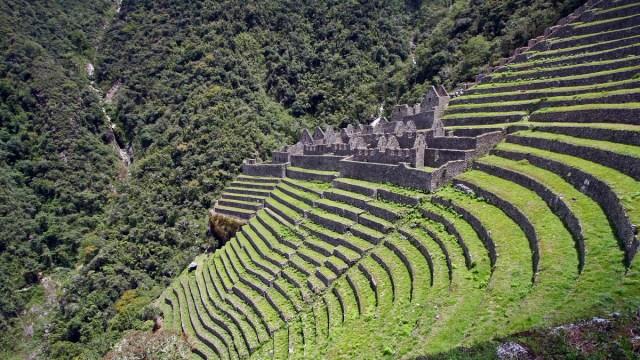 Winay Wayna, Inca Trail Express Hike