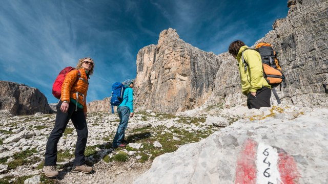 6-Day Dolomites Trek - Alta Via 1