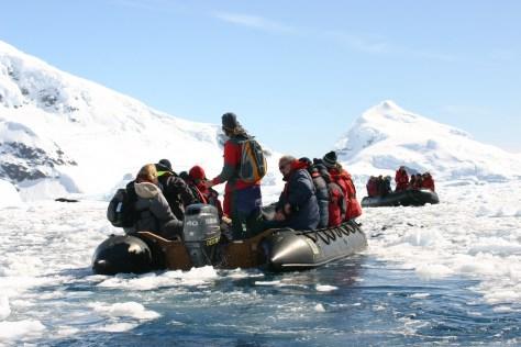 19-Day Antarctica, South Georgia, and Falklands Expedition