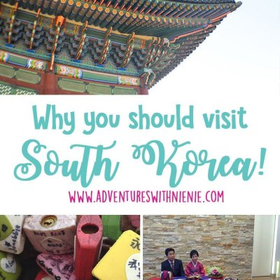 Why you should visit South Korea!
