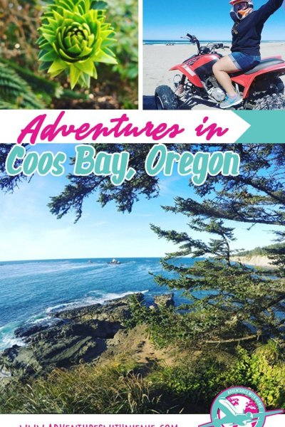 Adventures in Coos Bay, Oregon