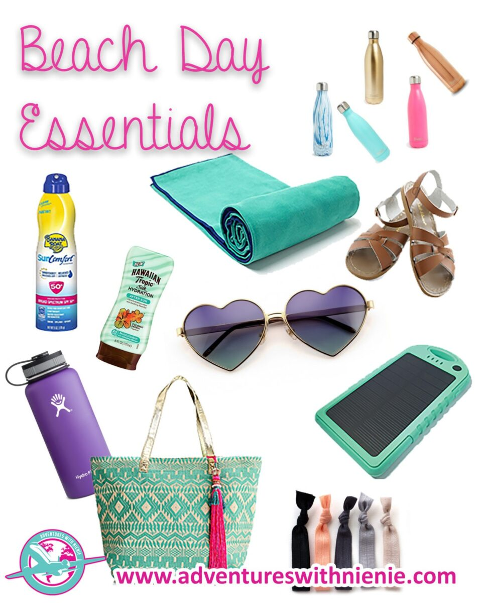 Fashion week Essentials beach for girls